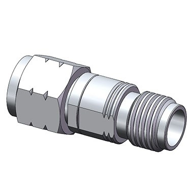 PA6262B Precision Adapter 1.85mm Male To 1.85mm Female